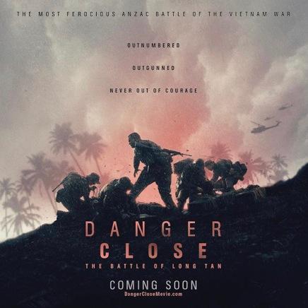DangerClose Poster