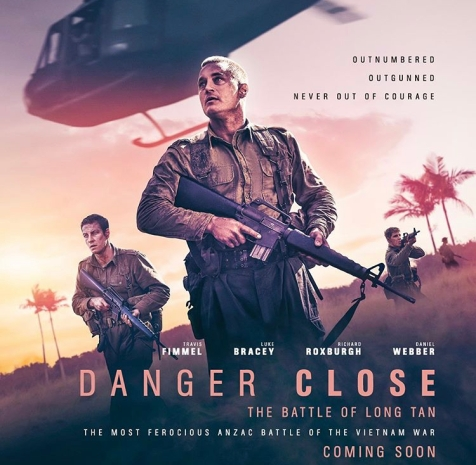 Danger Close Official Poster