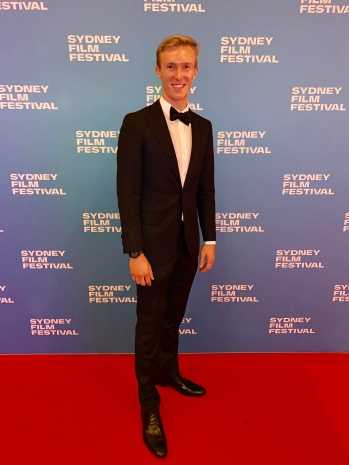 Luis Barnett - Sydney Film Festival